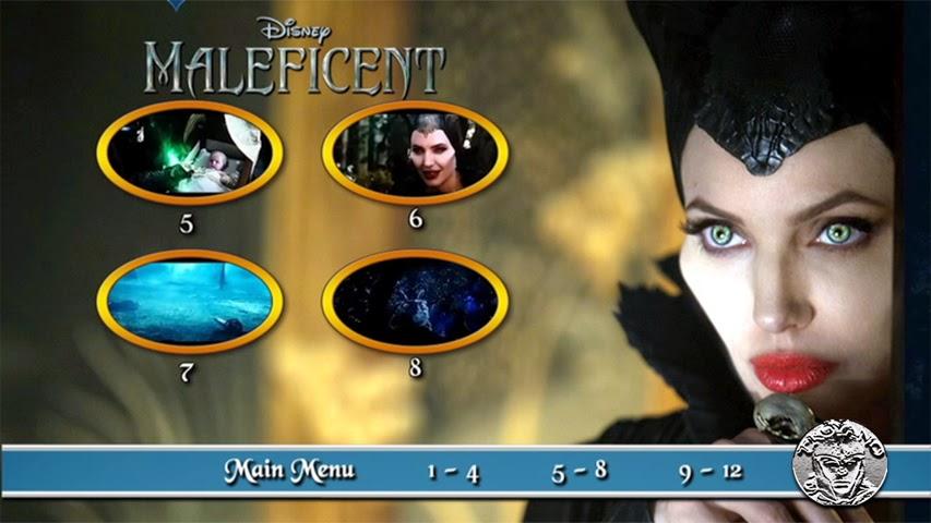Maleficent Dvd Sub
