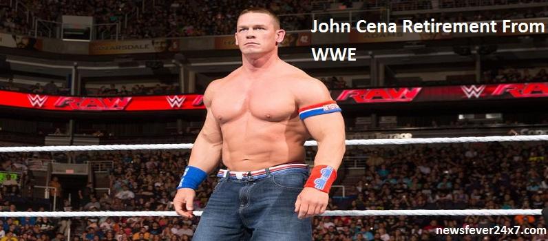 John Cena Retirement From WWE