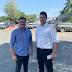 Santa Cruz da Vitória: Prefeito Carlos André visitou a Superintendência Regional de Polícia Rodoviária para escolha de viatura que vai equipar a Guarda Municipal