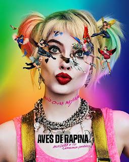 Aves de Rapina: Arlequina e Sua Emancipação Fantabulosa - HDRip Dual Áudio