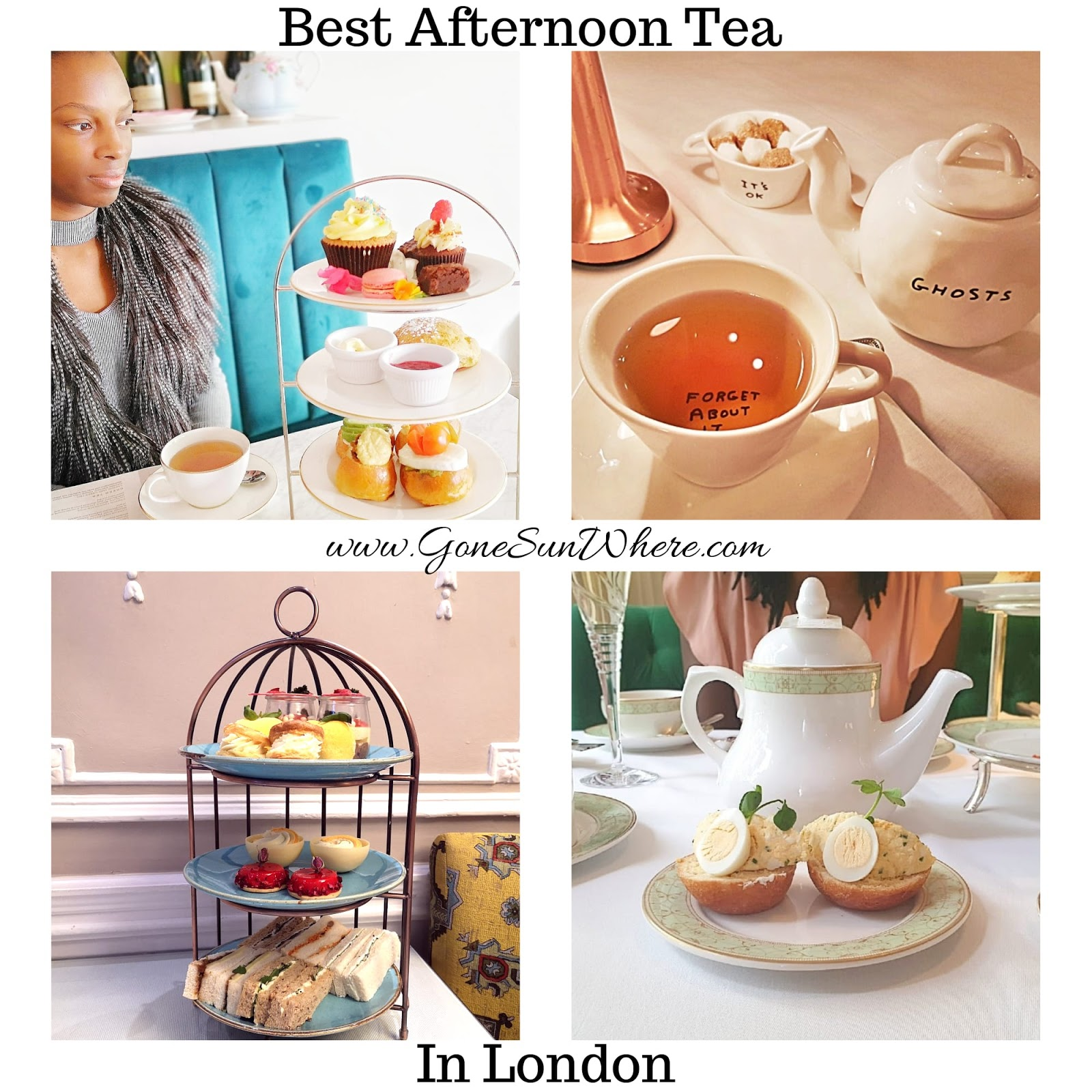 best afternoon tea London