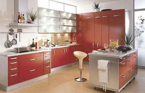 Modular Interior Design Photos for Kitchen