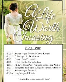 Blog Tour: A Life Worth Choosing by Anngela Schroeder