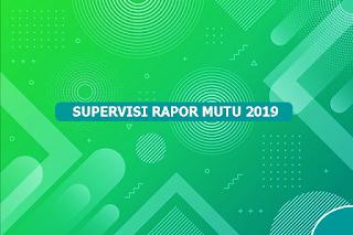 Pakta Integritas Rapor Mutu PMP 2019 dan Supervisi Pengawas Sekolah