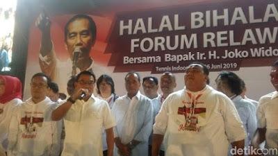 Kabar Berita Terbaru Hari Ini Moeldoko: Jokowi akan Selebrasi Kemenangan Bareng Relawan 7 Juli