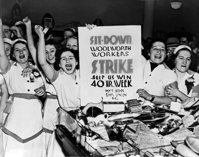 労働者の闘い