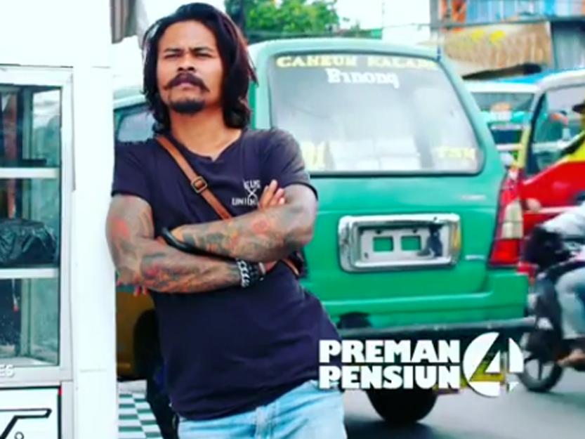 willy preman pensiun 4 ganteng wallpaper