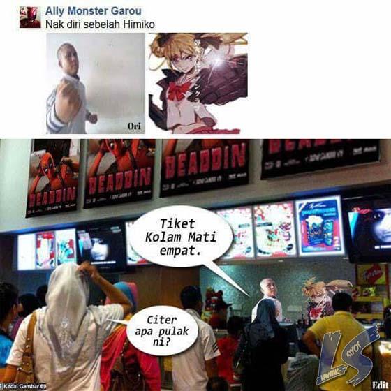 Photoshop Fail Versi Malaysia