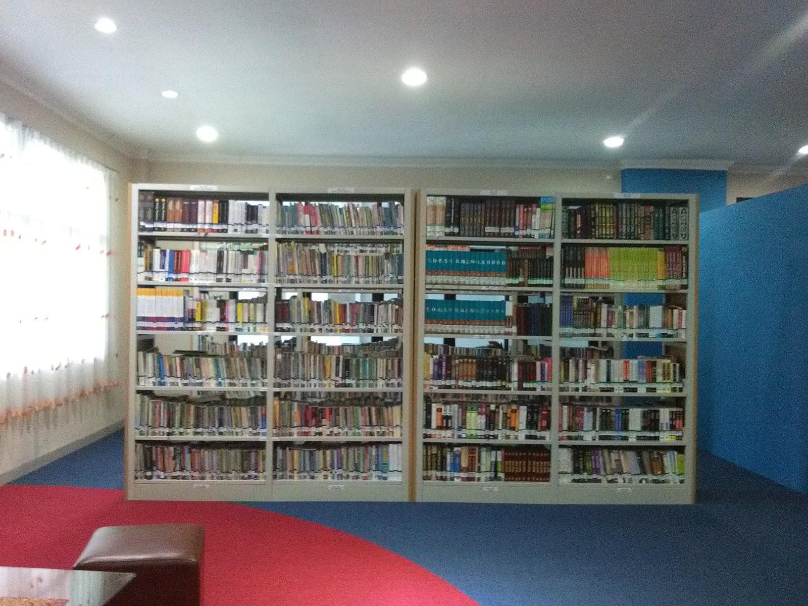 (KAMU HARUS TAHU) Jenis-Jenis Perpustakaan