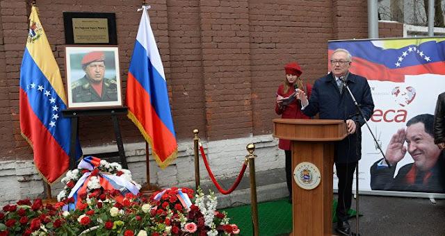 El vicecanciller Serguei Ryabkov