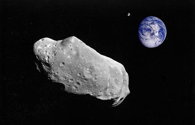 Asteroide-rumo-á-terra