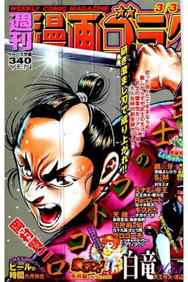 [雑誌] 週刊漫画ゴラク 2017年03月03日号 [Manga Goraku 2017-03-03] Raw Download