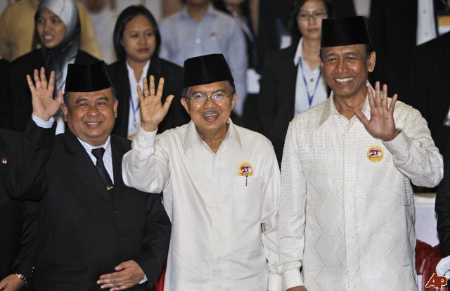 Wiranto Larang Warga ke Jakarta, Wapres JK  Malah Bilang Begini