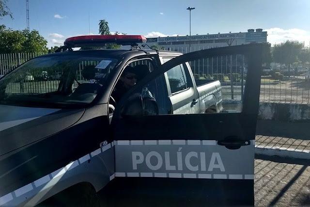Sargento da Polícia Militar é baleado durante ocorrência policial em Cachoeira dos Índios