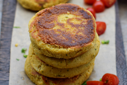 Cauliflower Patties Recipe #vegan #vegetarian #soup #breakfast #lunch