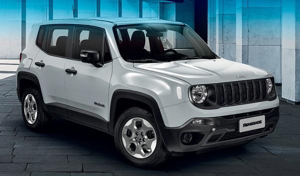 Jeep Renegade Sport Wild 2020