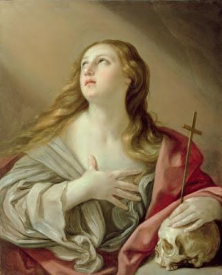 Imagem de Santa Maria Madalena, pintura, #1
