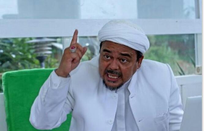 Habib Rizieq Siap Hadiri Acara Reuni Akbar 212 di Monas