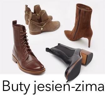 Modne buty damskie jesień-zima 2021/22
