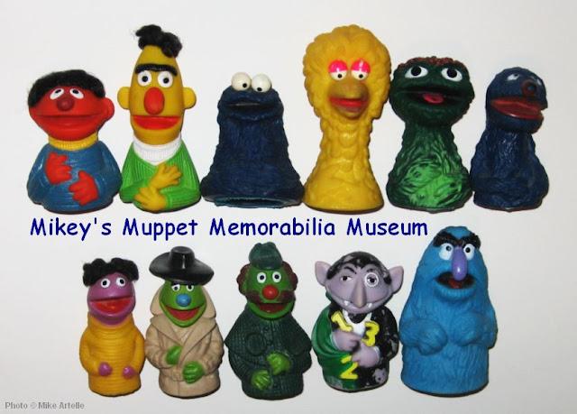 Mikey S Muppet Memorabilia Museum Sesame Street 1969 1979