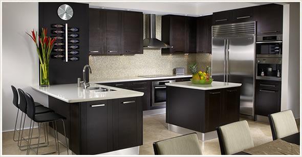- Kitchen interior design photo gallery ...