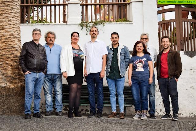 IUC apuesta por impulsar las políticas de vivienda y remunicipalizar servicios públicos en Santa Cruz de La Palma