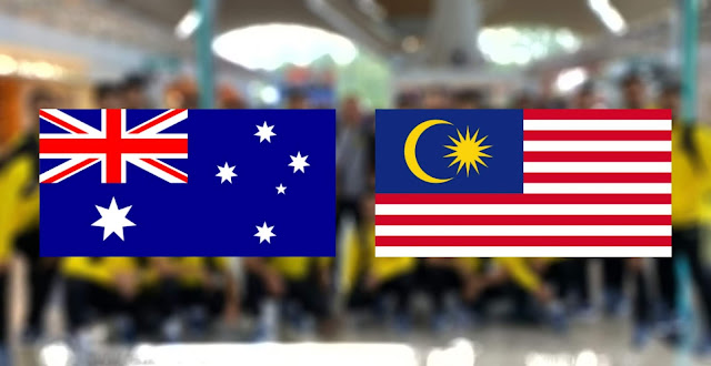Live Streaming Australia vs Malaysia Kejuaraan AFF Futsal 22.10.2019