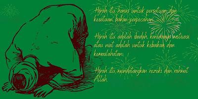 Ucapan Tahun Baru Islam