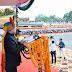 हर्षाेल्लास के साथ मनाया गया 75 वाँ स्वतंत्रता दिवस कलेक्टर श्री गुप्ता ने किया ध्वजारोहण