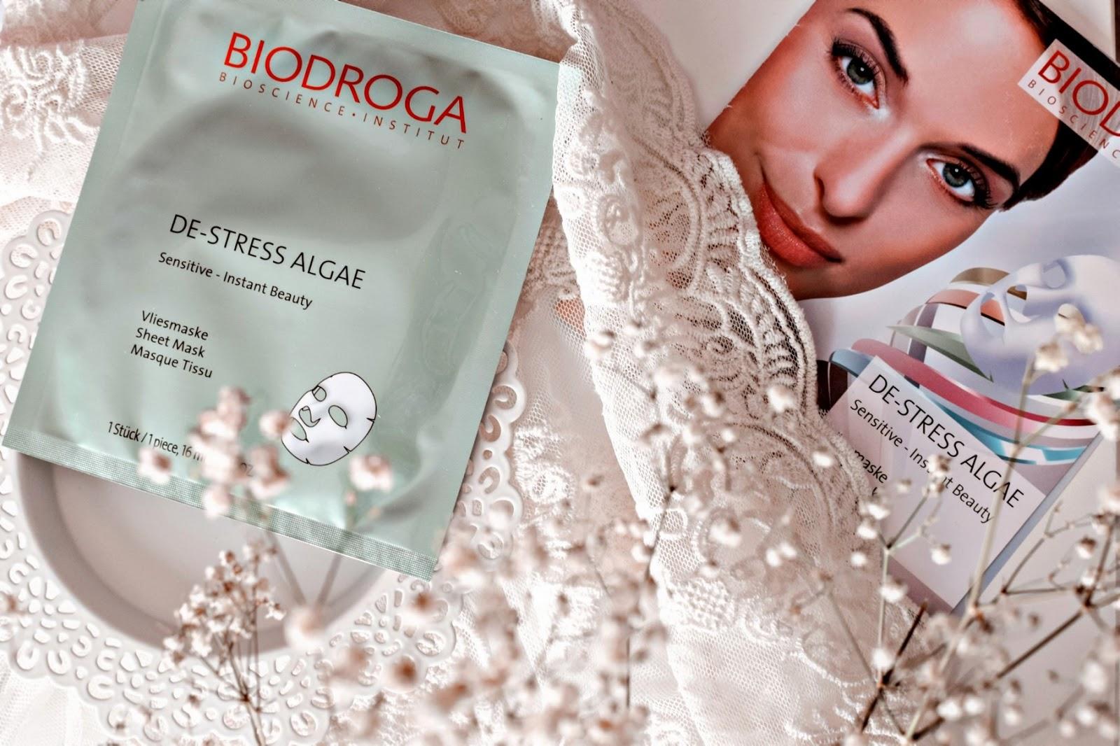 De-Stress Algae marki Biodroga Bioscienc