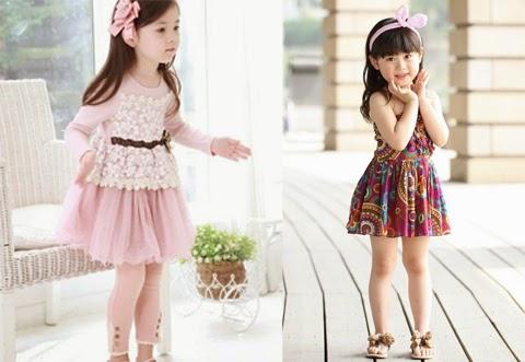 model baju anak perempuan 2016