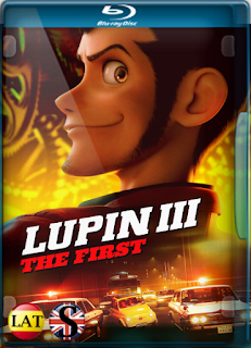 Lupin III: The First (2019) REMUX 1080P LATINO/JAPONES