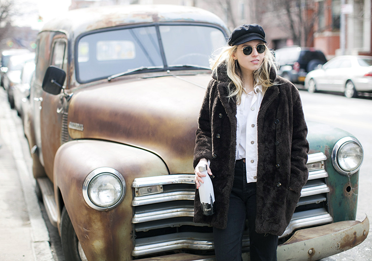 S'well New York City bottle, heleneisfor, fashion over reason
