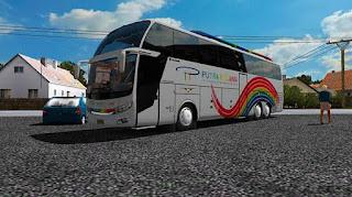 Mod bus jetliner ETS2