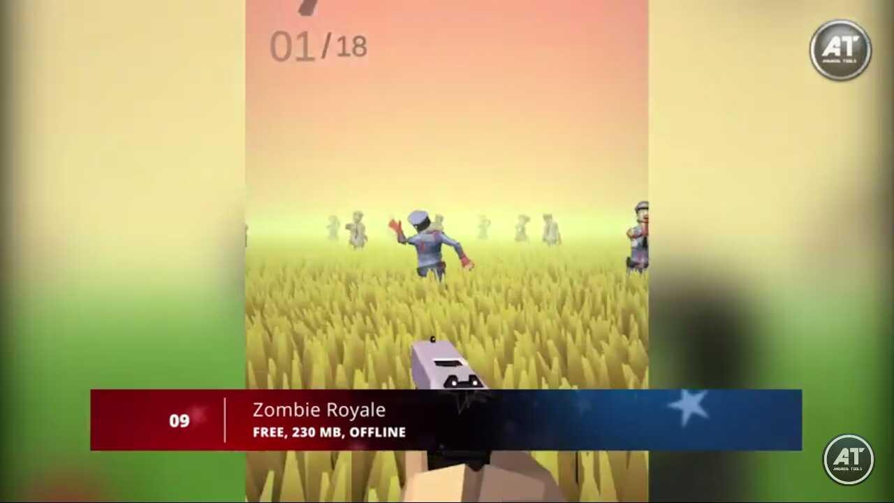 best fps games for android offline