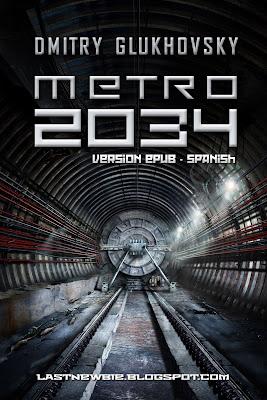 Descargar Libro Metro 2034 EPUB