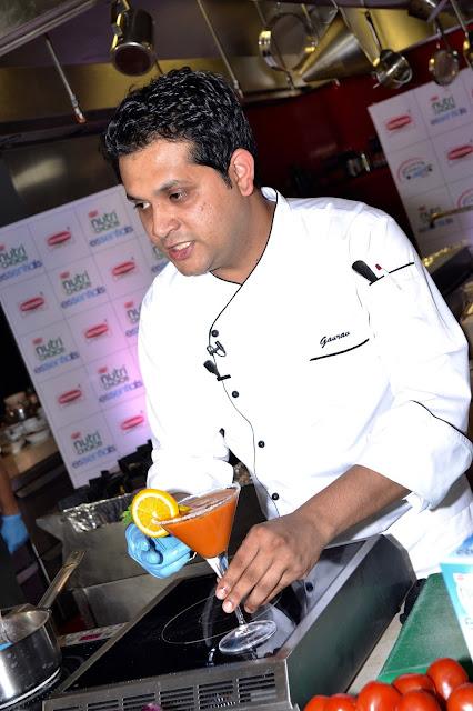 Gaurav Paul, Executive Chef, Hyatt Place, Gurgaon
