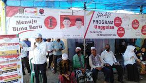 Tokoh Perjuangan Donggo-Soromandi Instruksikan Etnis Untuk Pilih IMAN