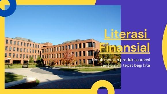 literasi finansial dan pana pendidikan dari AXA Mandiri