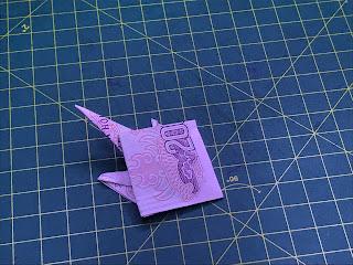 hướng dẫn cách gấp con cá đuối bằng tiền giấy