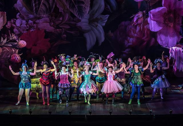 G&S: Iolanthe - English National Opera (Photo Clive Barda)