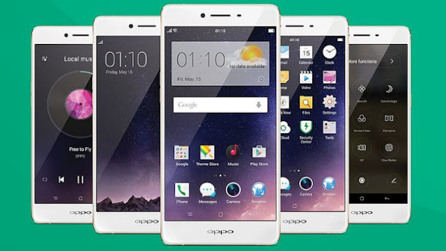 Oppo R7s already has Marshmallow, thanks to the official Spectrum ROM