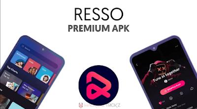 Download Resso Premium Mod Apk