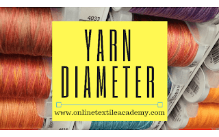 Yarn Diameter