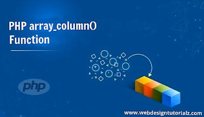 PHP array_column() Function