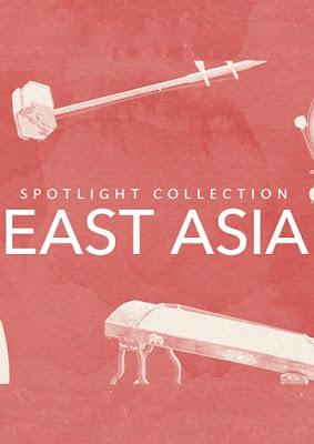 Cover Box da Library Native Instruments - Spotlight Collection: EAST ASIA 1.0 (KONTAKT)