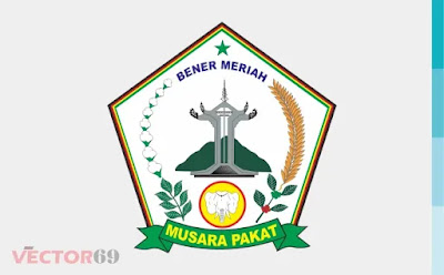 Kabupaten Bener Meriah Logo - Download Vector File SVG (Scalable Vector Graphics)