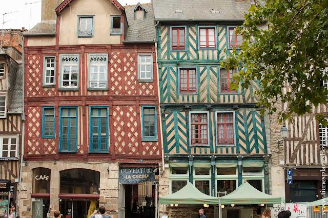 Rennes Viaje Bretaña Normandia visitar que ver turismo