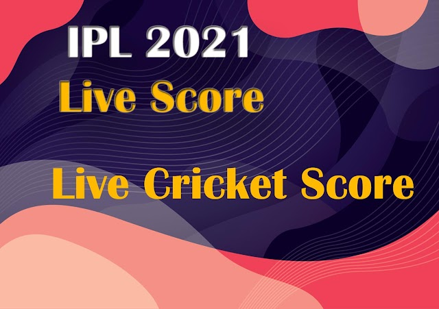 Live Cricket Score Widget