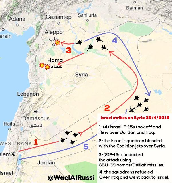 Israel en el conflicto en Siria - Página 11 Israel%2Bsiria%2Bataque%2B2018-4-30